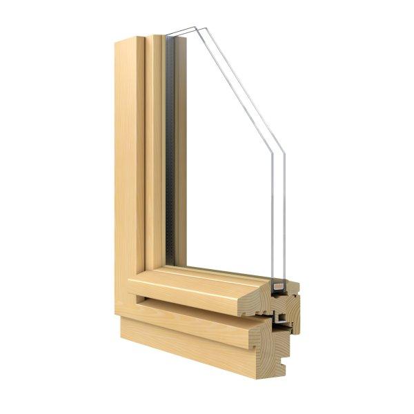 Holzfenster qualit t vom hersteller timm fensterbau berlin for Einfache fenster
