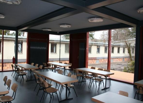 Fenster für Annedore Leber Grundschule, Berlin von Timm-Fenstebau