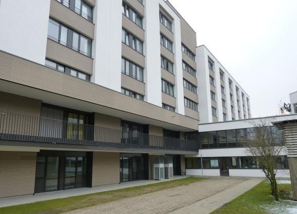 Fensterbauer Düsseldorf florence nightingale krankenhaus timm fensterbau