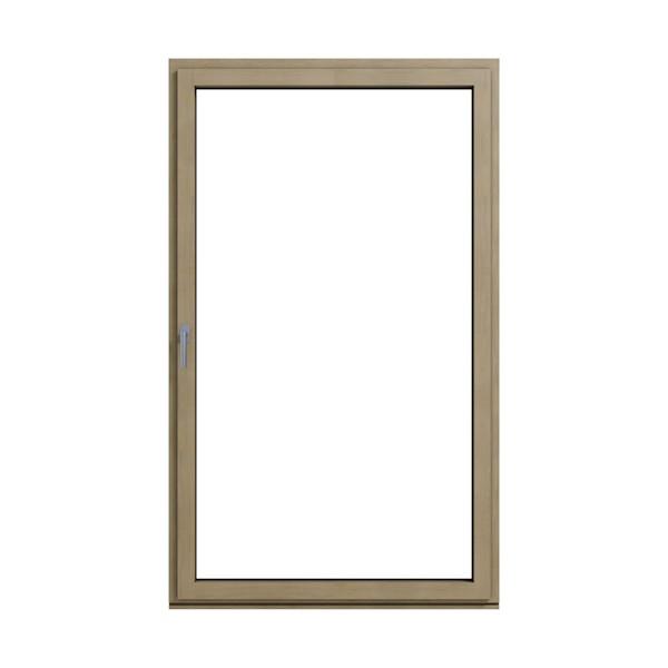 Holz-Integral-Fenster W 105 I Ansicht innen