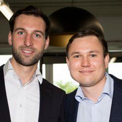 Jonas Swiatek und Bastian Timm