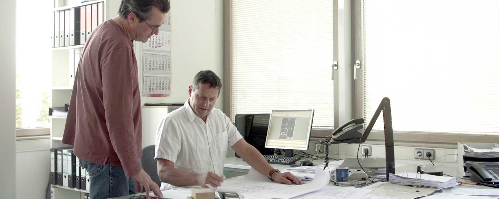Karriere | Job für Berufserfahrene, Mitarbeiter in der Produktion