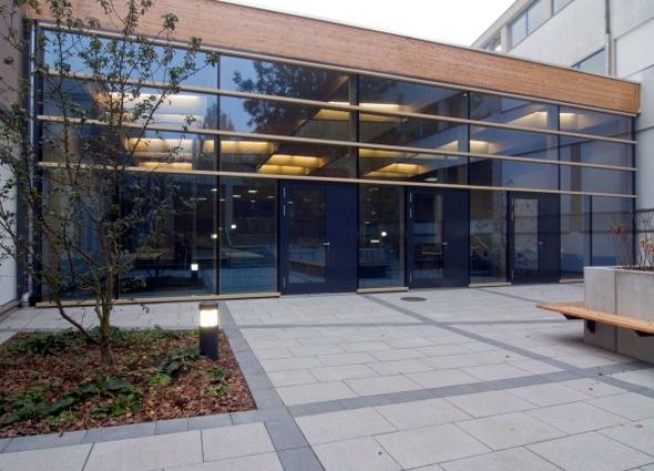 Raico, Raico Therm+ H-V, Raico Therm+ H-I, Pfosten-Riegel-Fassade, Fassadensysteme, Holz-Aluminium Fassade