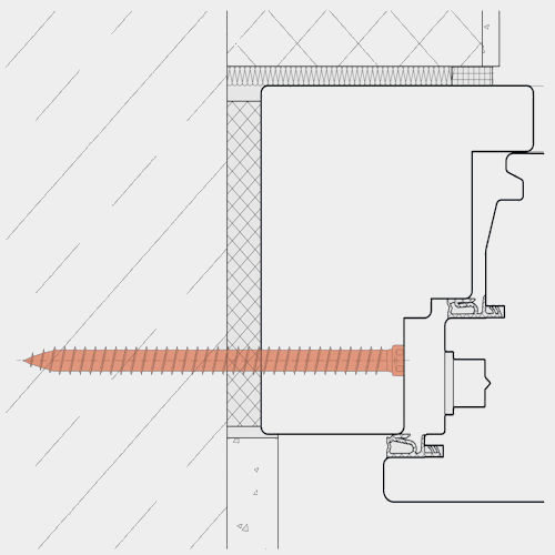 Einbruchhemmende Sicherheitsfenster durch korrekten Wandanschluss