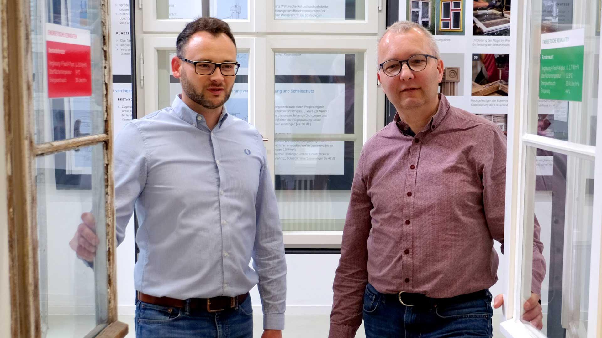 Timm Fensterbau, Karriere: Projektleiter & Werkleiter Werk I