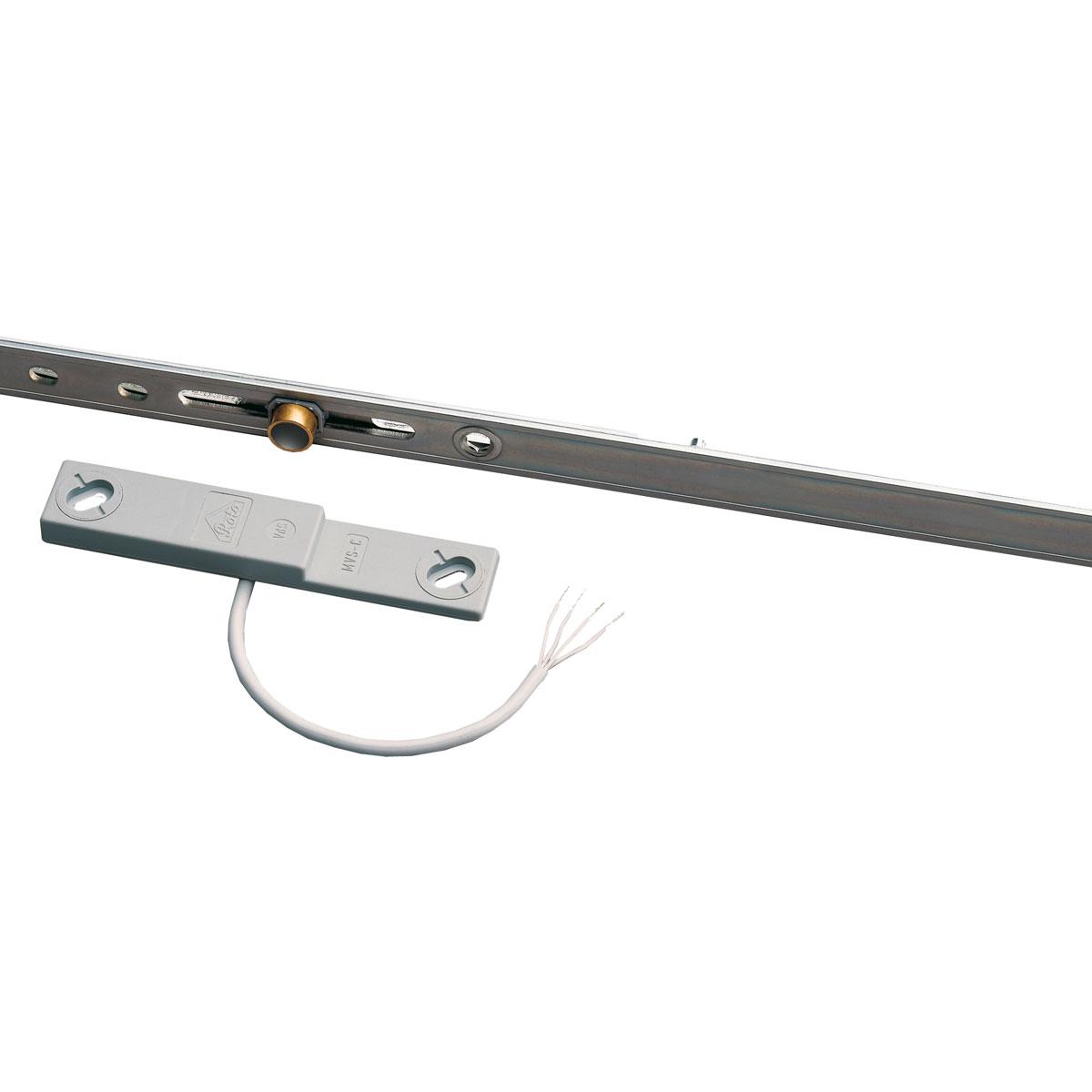 Gegen Einbruch schützen  Magnetkontakte mit reiner Öffnungsüberwachung: Roto E-Tec Control_MVS C 292114_002